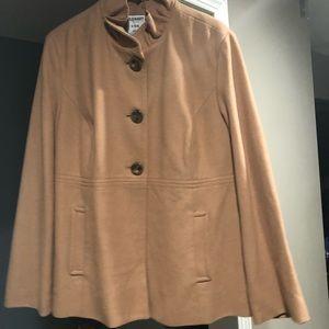 Old Navy chestnut pea coat size xl